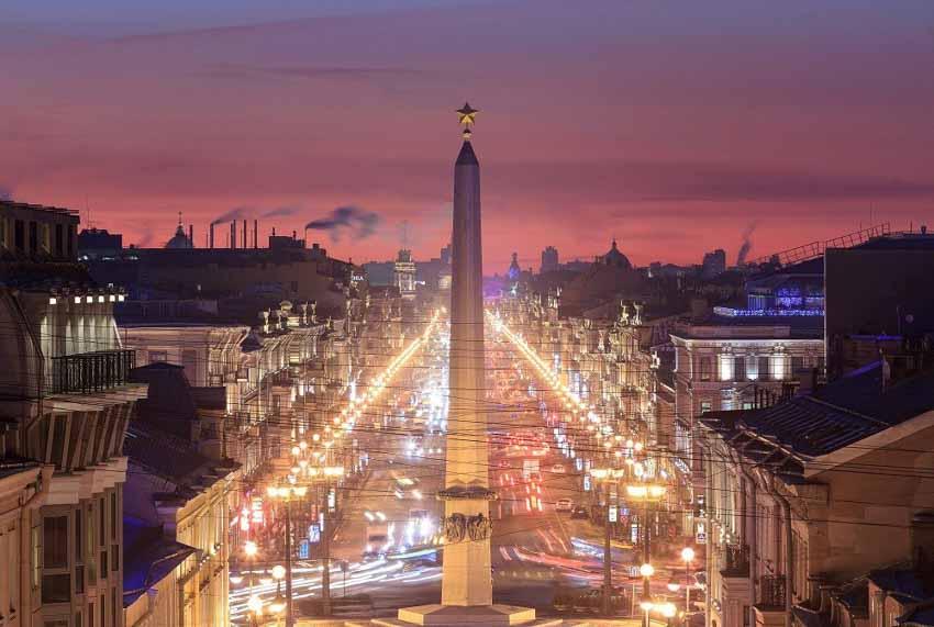 Những đại lộ làm nên tên tuổi các thành phố du lịch thế giới - 3