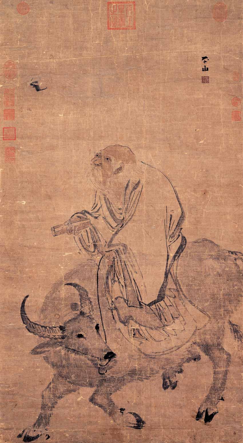 Con trâu trong nghệ thuật tạo hình phương Đông - 5