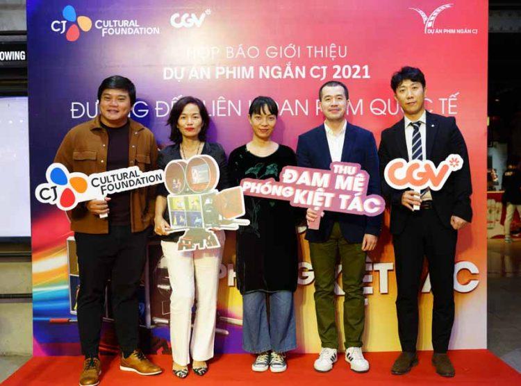 CGV tái khởi động Dự án phim ngắn CJ mùa 3 nhằm tìm kiếm tài năng điện ảnh  trẻ | DoanhnhanPlus.vn
