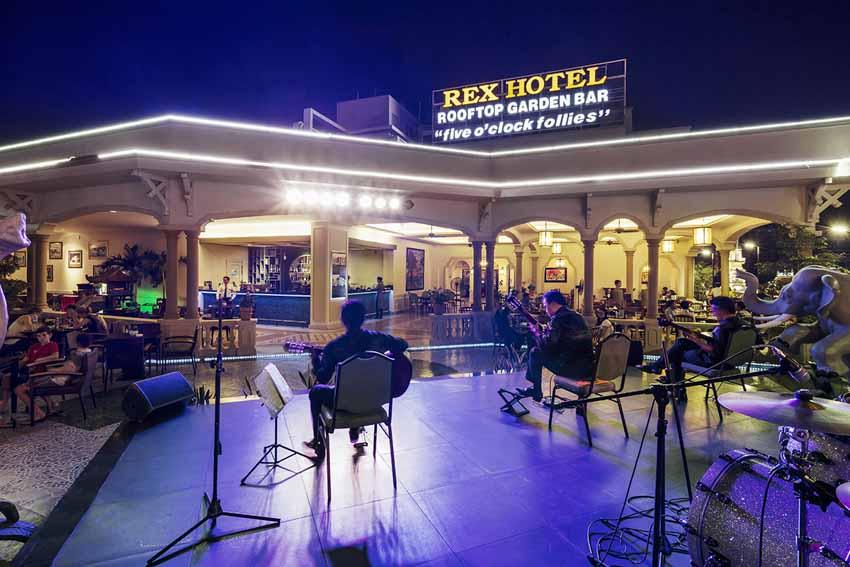 Ưu đãi mới với trải nghiệm thật sôi động tại Khách sạn Rex Sài Gòn - 8