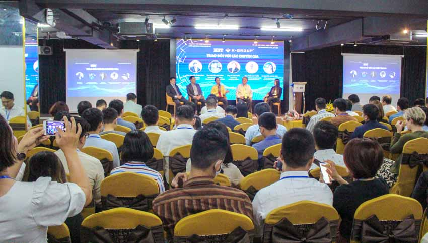 K-Group hợp tác với NIIT đào tạo nguồn nhân sự công nghệ thông tin chất lượng cao -