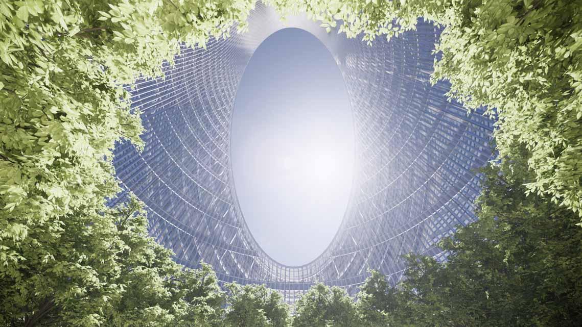 Tòa nhà văn phòng ở Hàng Châu là biểu tượng cho triết lý thiết kế của OPPO - 8