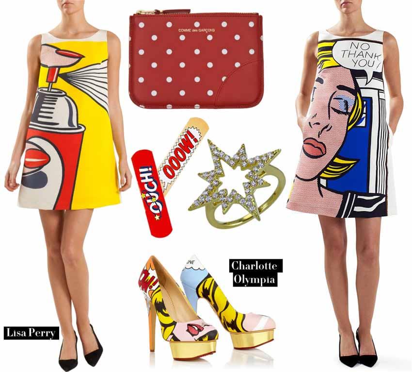 6 nghệ sỹ Pop Art có ảnh hưởng nhất đến làng thời trang - 1