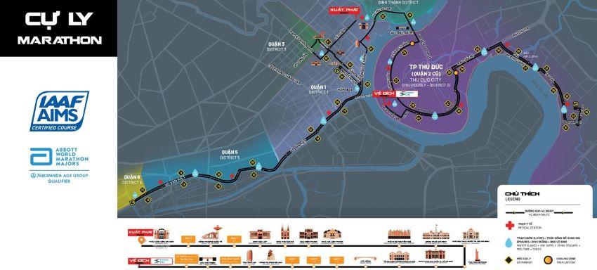 Giải Marathon Techcombank 2021