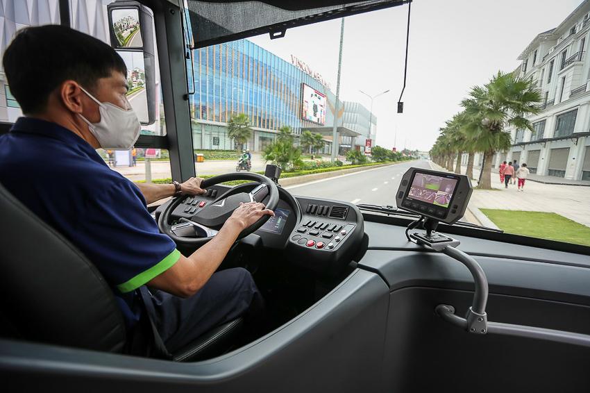 Vinbus chính thức vận hành xe buýt điện thông minh đầu tiên tại Việt Nam - 2