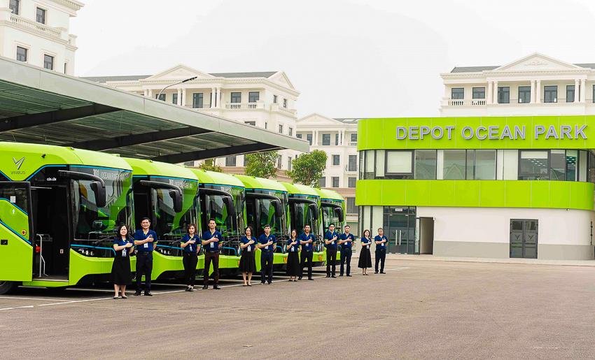 Vinbus chính thức vận hành xe buýt điện thông minh đầu tiên tại Việt Nam-3