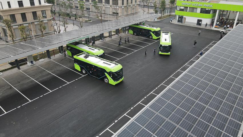 Vinbus chính thức vận hành xe buýt điện thông minh đầu tiên tại Việt Nam - 4