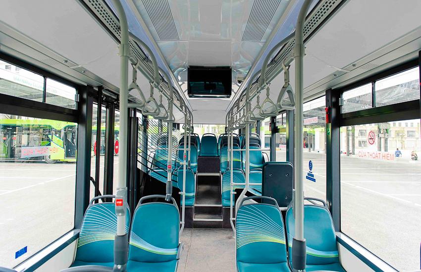 Vinbus chính thức vận hành xe buýt điện thông minh đầu tiên tại Việt Nam-8
