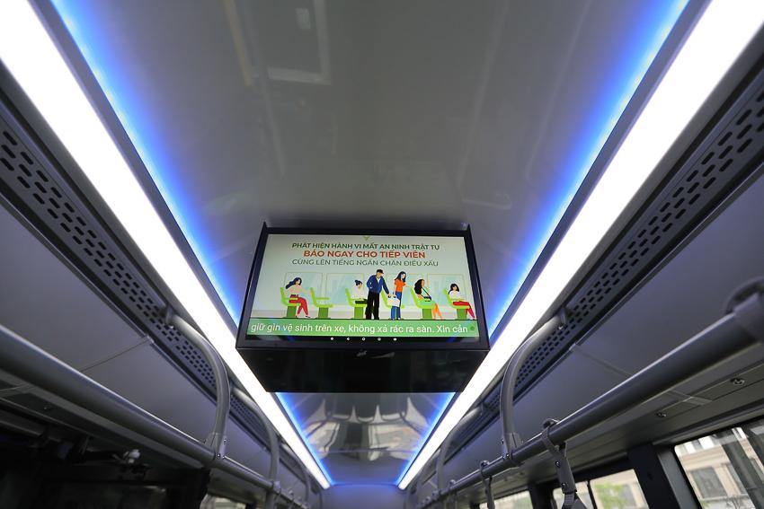 Vinbus chính thức vận hành xe buýt điện thông minh đầu tiên tại Việt Nam-9