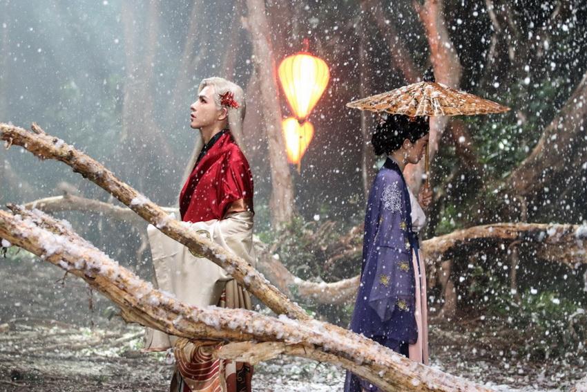 """""""Phi tần"""" của Denis Đặng trong Nước Chảy Hoa Trôi từng là """"nàng thơ"""" của Karik, Lou Hoàng... 01"""
