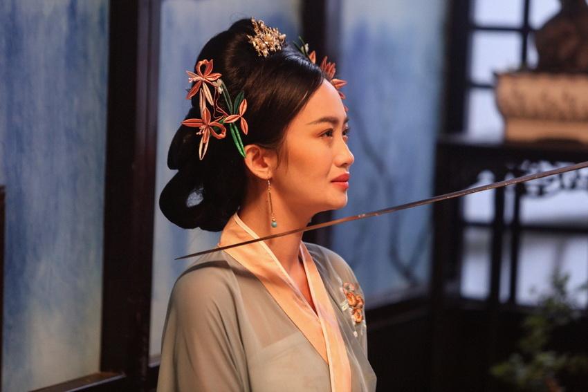 """""""Phi tần"""" của Denis Đặng trong Nước Chảy Hoa Trôi từng là """"nàng thơ"""" của Karik, Lou Hoàng... 03"""