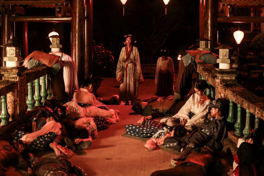 """""""Phi tần"""" của Denis Đặng trong Nước Chảy Hoa Trôi từng là """"nàng thơ"""" của Karik, Lou Hoàng... 04"""