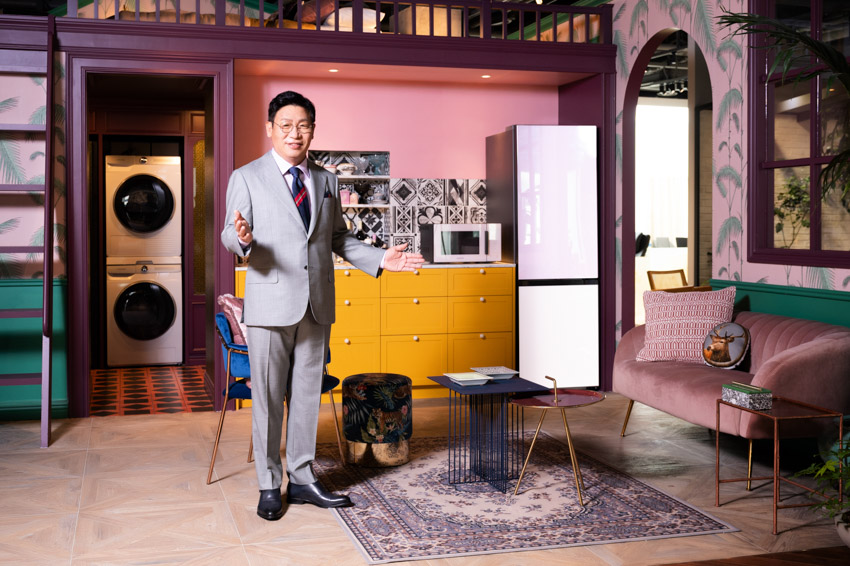 Samsung mở rộng dòng thiết bị Bespoke toàn thế giới tại 'Bespoke Home 2021' - 3