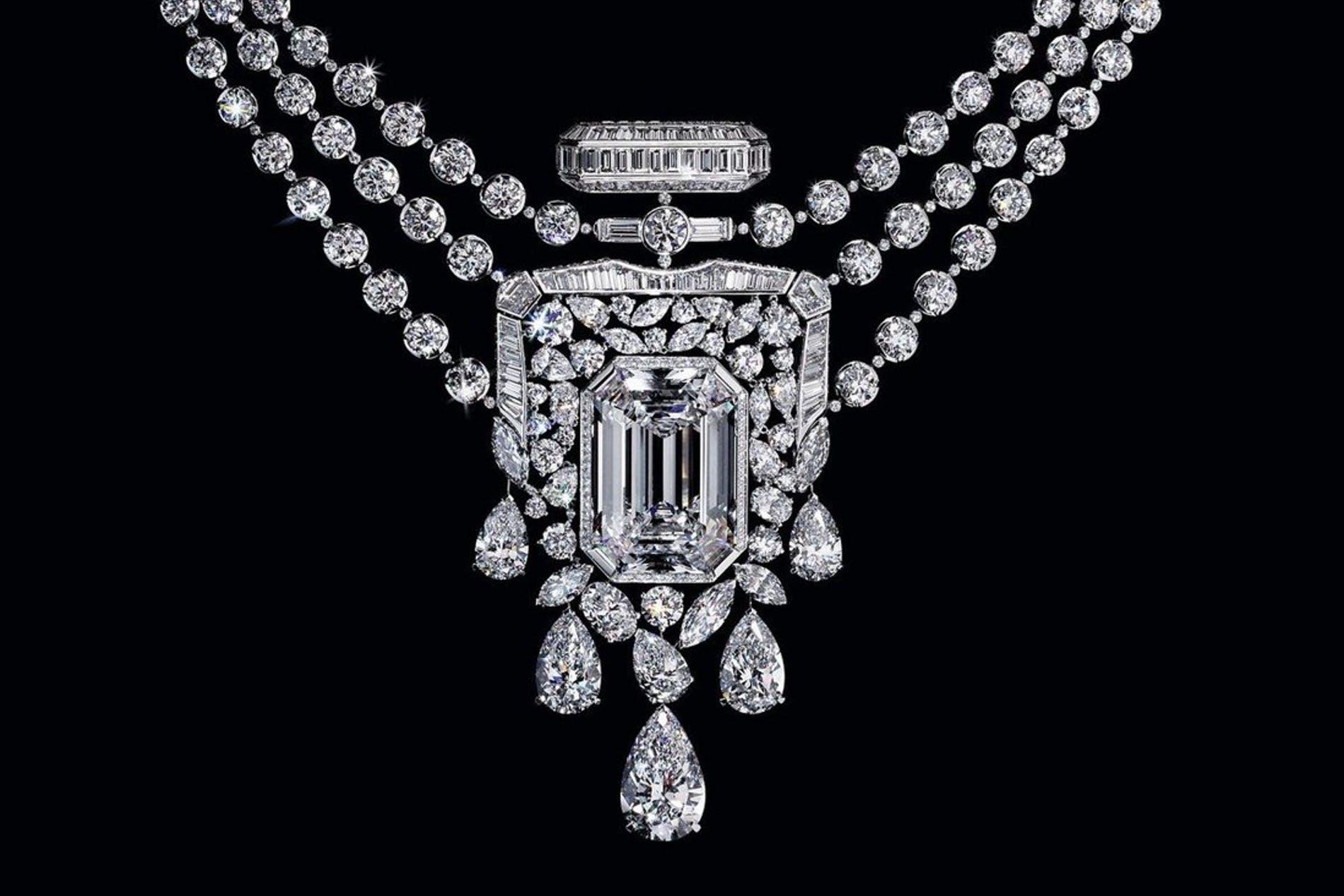 Chanel 55.55 - Sợi dây chuyền kỷ niệm 100 năm biểu tượng- 2