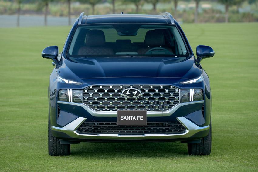 Hyundai Santa Fe 2021 chính thức ra mắt tại Việt Nam với giá bán từ 1.030 triệu đồng - 11