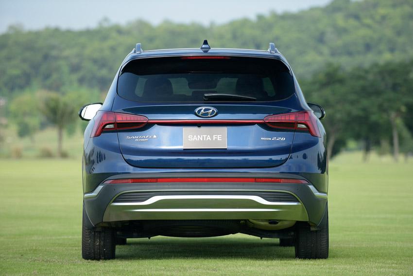 Hyundai Santa Fe 2021 chính thức ra mắt tại Việt Nam với giá bán từ 1.030 triệu đồng - 14