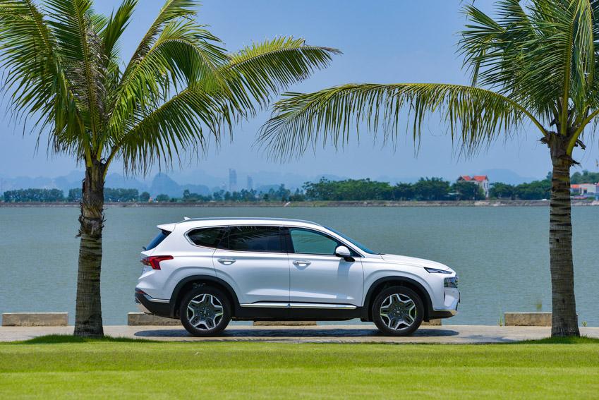 Hyundai Santa Fe 2021 chính thức ra mắt tại Việt Nam với giá bán từ 1.030 triệu đồng- 3