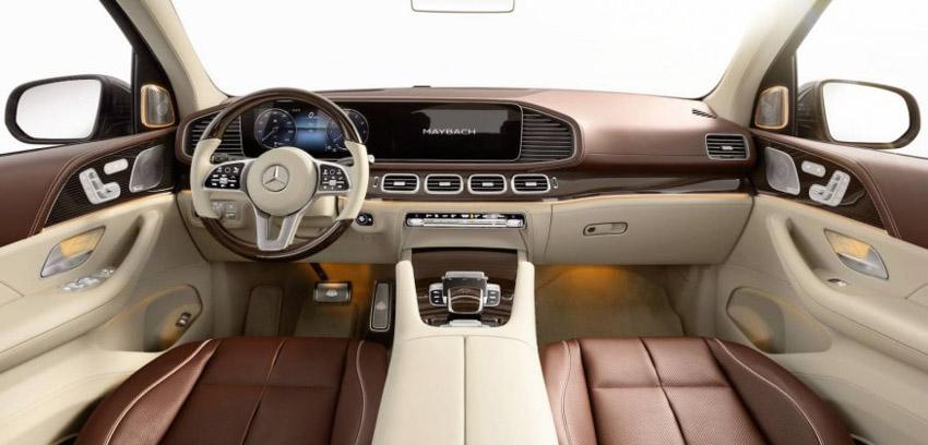 Mercedes-Maybach GLS600 chính hãng giá từ 12,5 tỷ đồng - 10