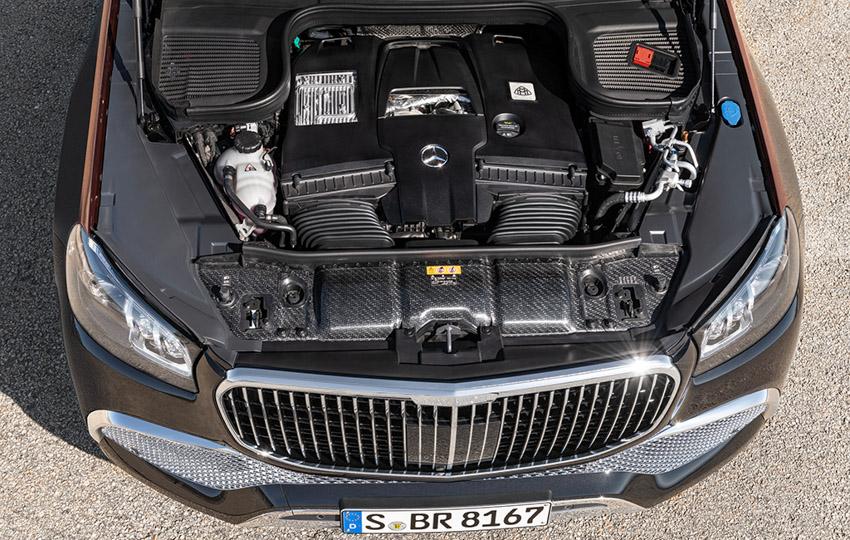 Mercedes-Maybach GLS600 chính hãng giá từ 12,5 tỷ đồng - 2