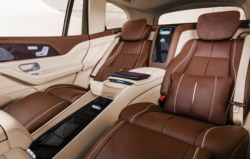 Mercedes-Maybach GLS600 chính hãng giá từ 12,5 tỷ đồng - 1