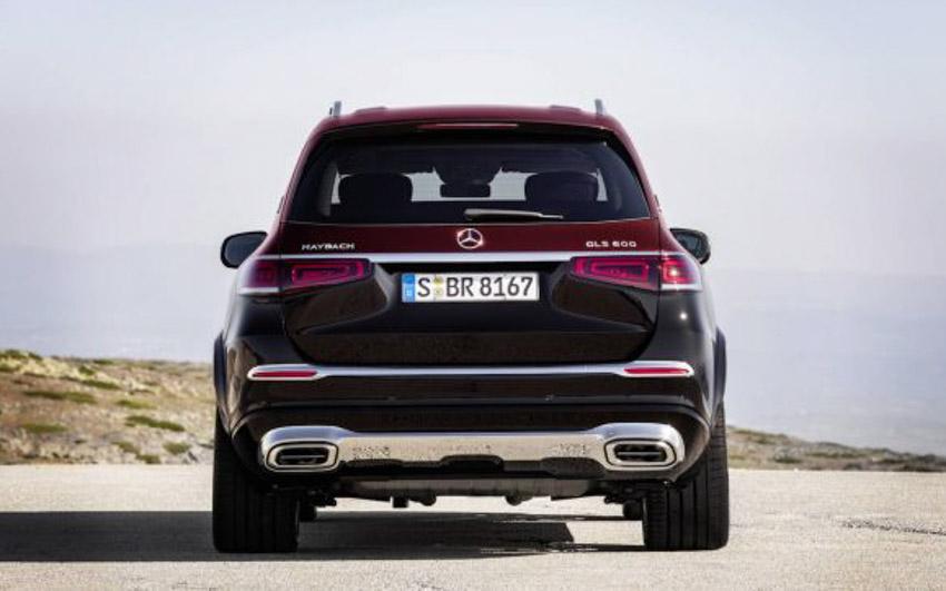 Mercedes-Maybach GLS600 chính hãng giá từ 12,5 tỷ đồng - 9