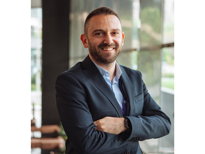 Ông Tarek Kouatly, Giám đốc Tiếp thị và Phát triển của SEG tại khu vực Châu Á – Thái Bình Dương