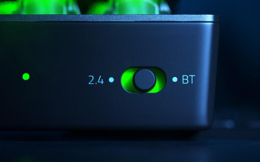 """Razer cải tiến huyền thoại """"góa phụ đen"""" với bàn phím Blackwidow V3 Mini Hyperspeed - 2"""