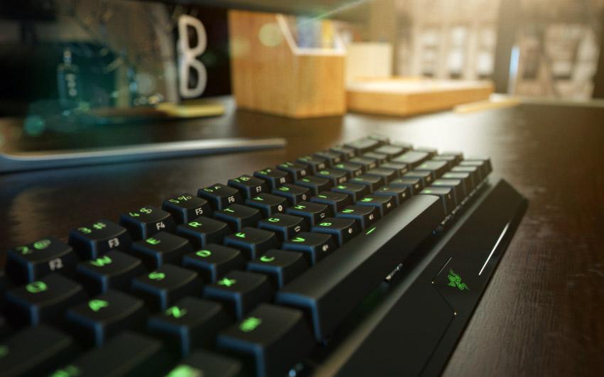 """Razer cải tiến huyền thoại """"góa phụ đen"""" với bàn phím Blackwidow V3 Mini Hyperspeed - 4"""