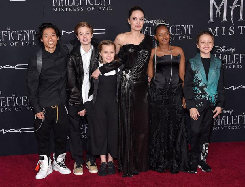 Brad Pitt giành được quyền nuôi con chung với Angelina Jolie - 3