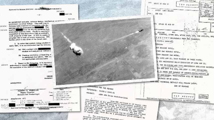 Điệp vụ 0,2 giây của CIA đánh cắp bí mật tên lửa Liên Xô Sam-2 - 1