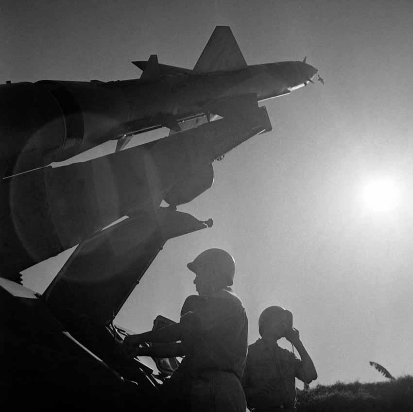 Điệp vụ 0,2 giây của CIA đánh cắp bí mật tên lửa Liên Xô Sam-2 - 2