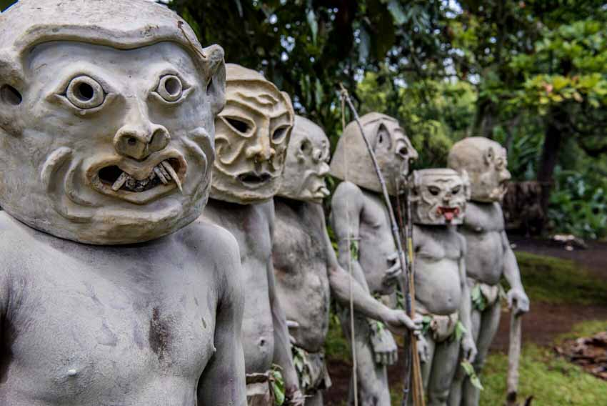 Phong phú mặt nạ Papua New Guinea - 1