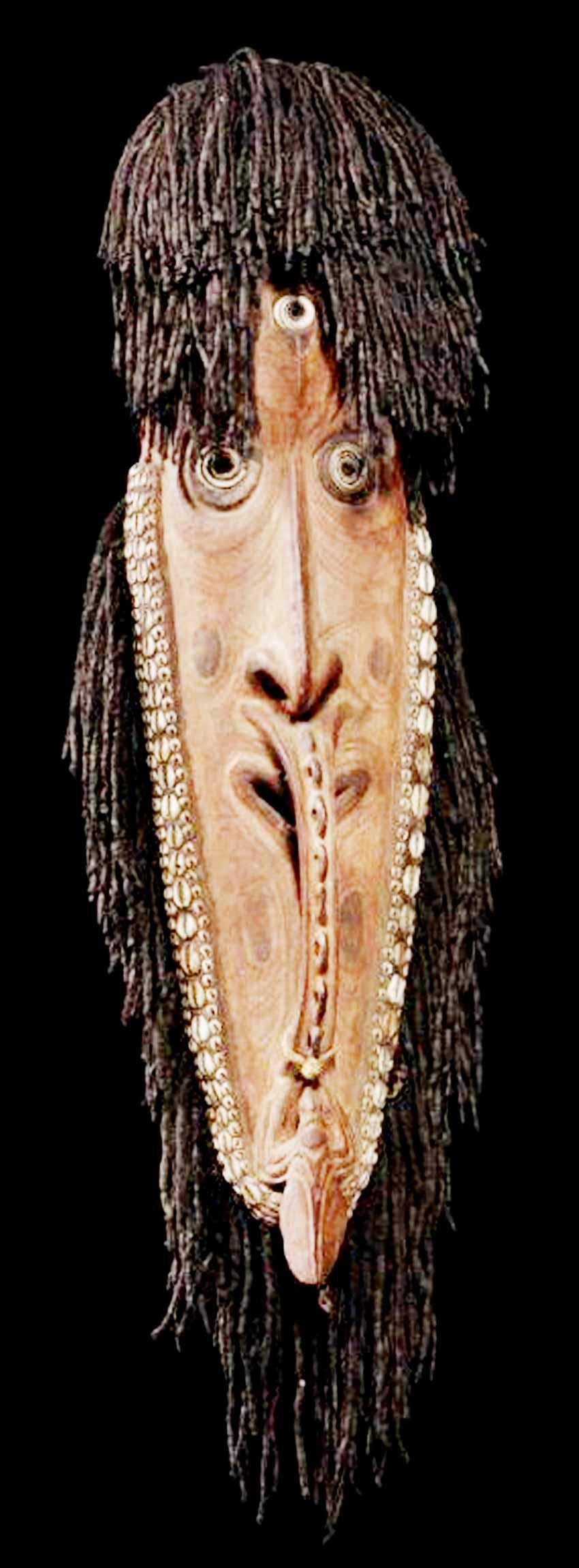 Phong phú mặt nạ Papua New Guinea - 9