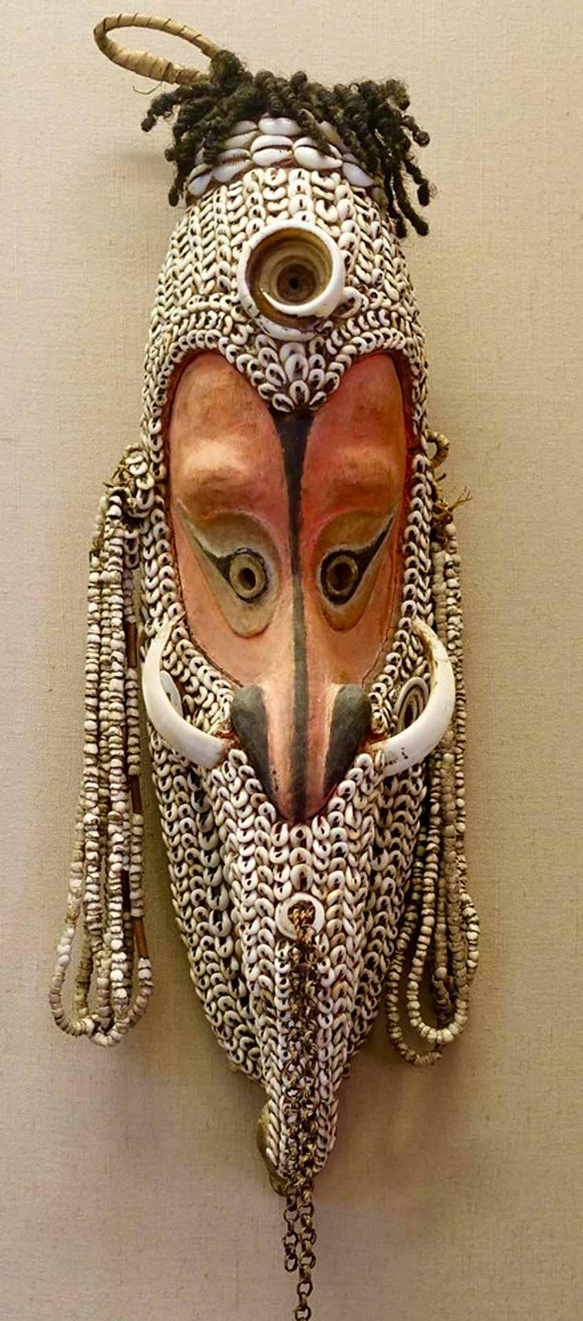 Phong phú mặt nạ Papua New Guinea - 10
