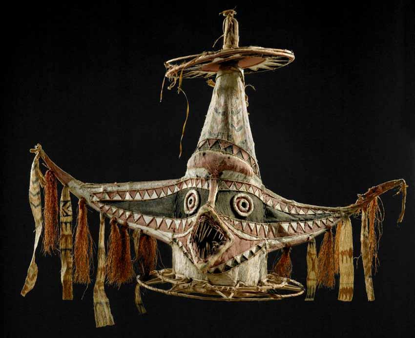 Phong phú mặt nạ Papua New Guinea - 11