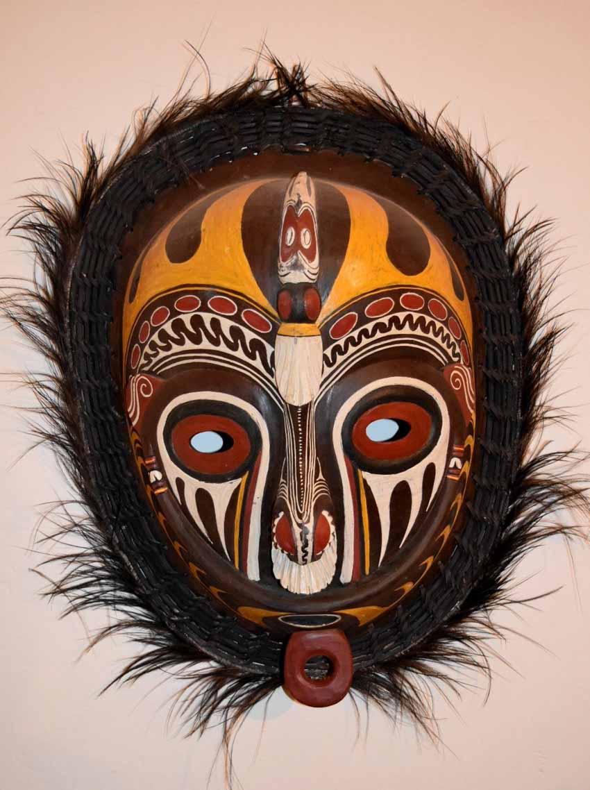 Phong phú mặt nạ Papua New Guinea - 14