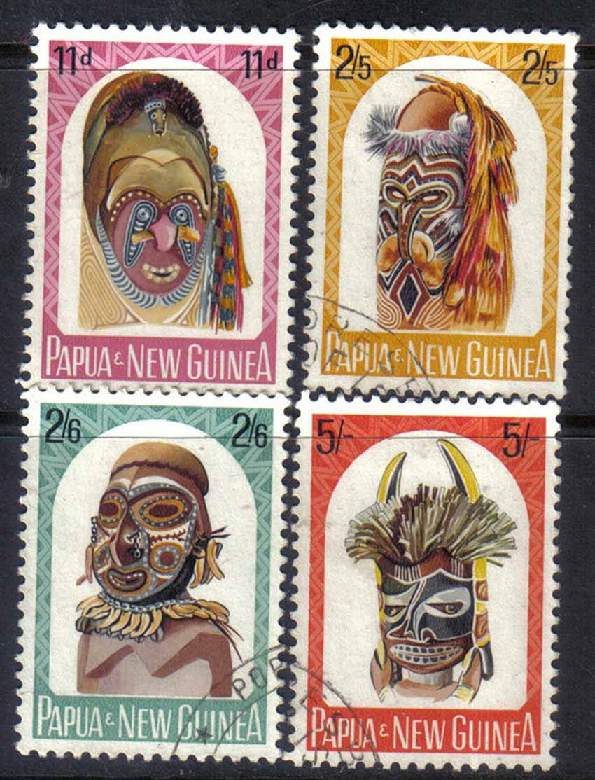 Phong phú mặt nạ Papua New Guinea - 17