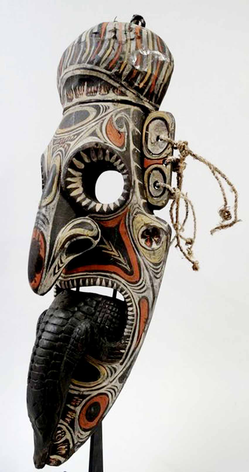 Phong phú mặt nạ Papua New Guinea - 19