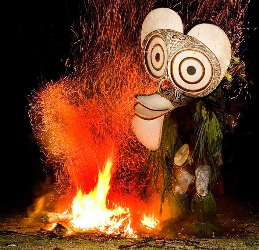 Phong phú mặt nạ Papua New Guinea - 5