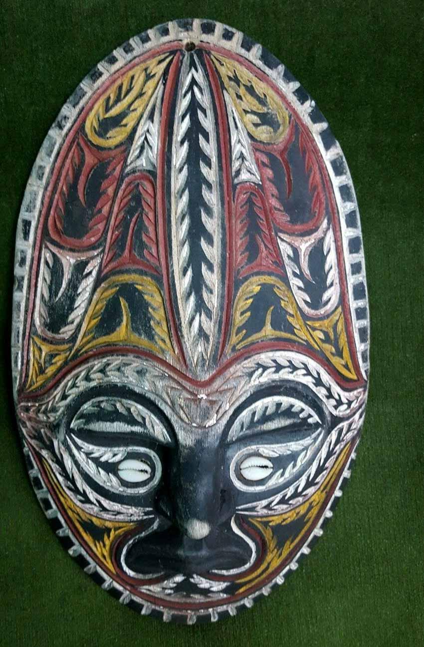 Phong phú mặt nạ Papua New Guinea - 22