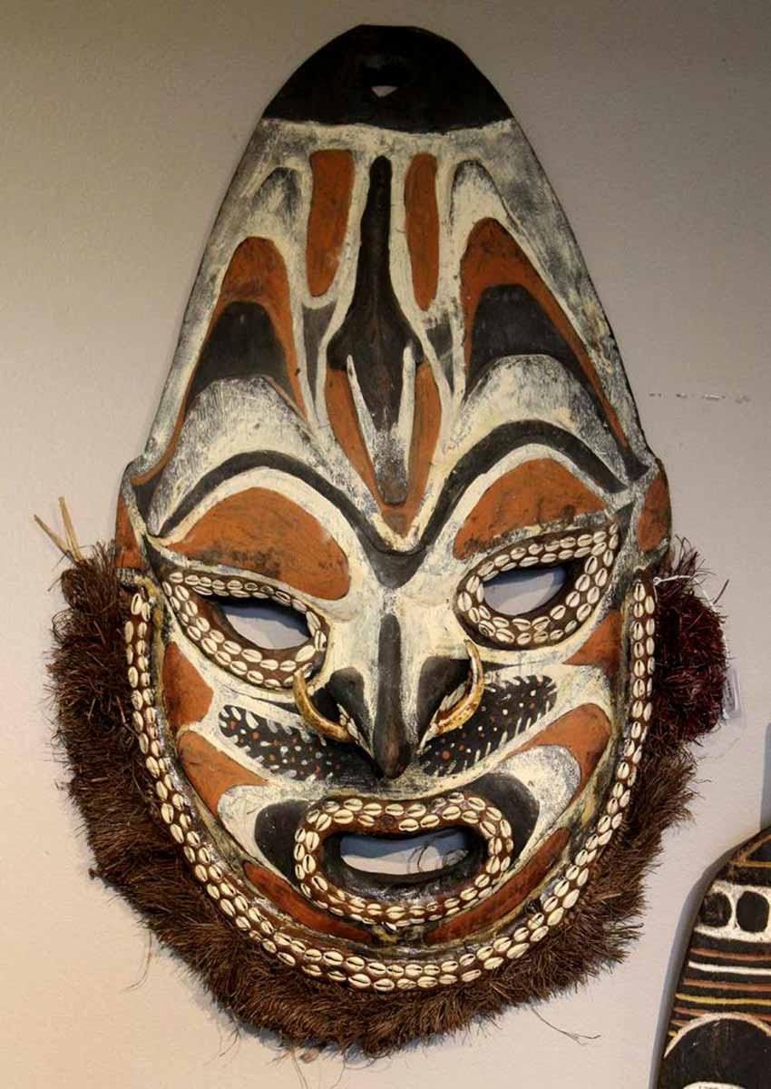 Phong phú mặt nạ Papua New Guinea - 23