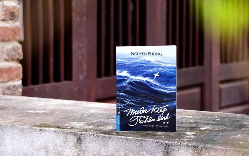 'Muôn kiếp nhân sinh' - cuốn sách bán chạy của GS. Nguyên Phong ra mắt phần 2 - 1