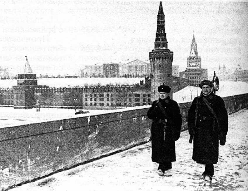 Tiết lộ về dự án cải trang Điện Kremlin che mắt không quân Đức Quốc xã - 1