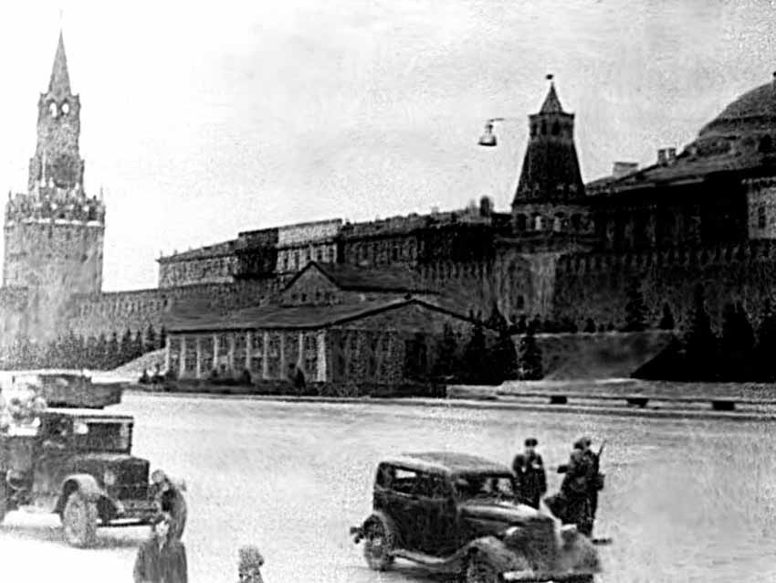 Tiết lộ về dự án cải trang Điện Kremlin che mắt không quân Đức Quốc xã - 3