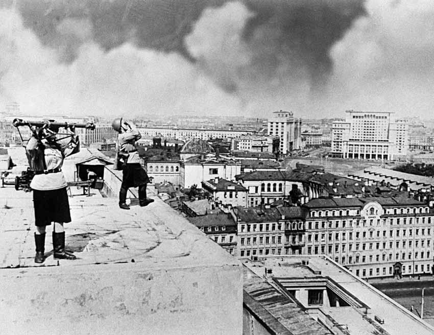 Tiết lộ về dự án cải trang Điện Kremlin che mắt không quân Đức Quốc xã - 6