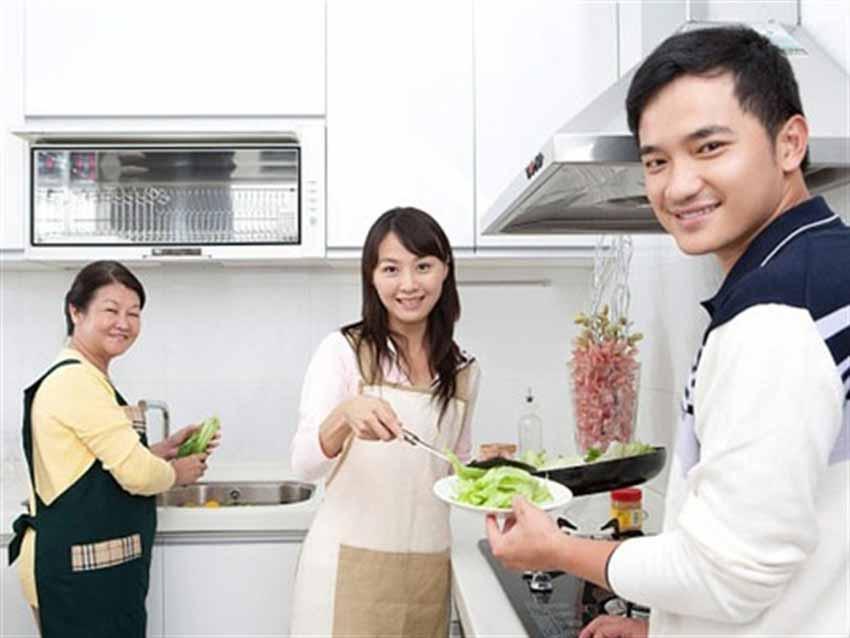Ăn cơm nhà mẹ vợ - 2