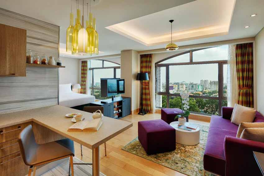 10 khách sạn tốt nhất Việt Nam năm 2021 - 3