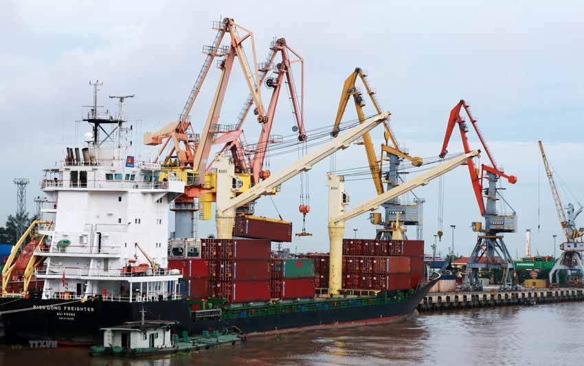 Logistics được dự báo là ngành có nhiều tiềm năng tăng trưởng - 1