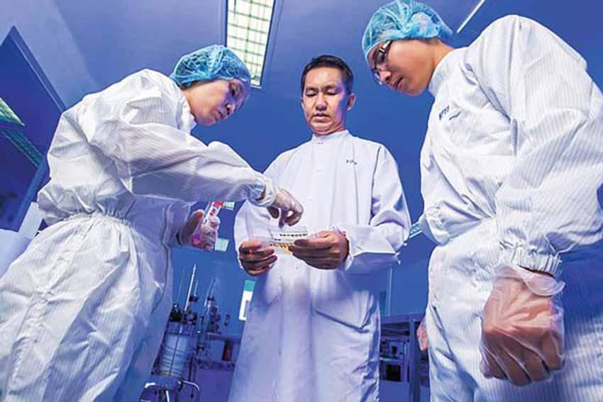 Đi qua thời cuộc: Doanh nhân Nguyễn Thị Sơn: Vực sâu và đỉnh cao - 3
