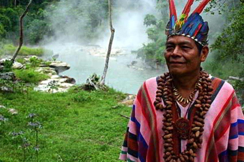 Dòng sông nước sôi 97oC trong rừng mưa Amazon - 3